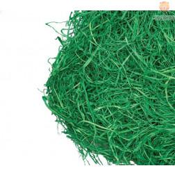 Koruzna slama zelene barve 110g
