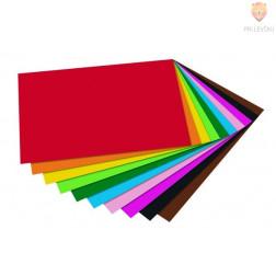 Barvni papir Tonpapir A4 180g/m2 10 barv 100 listov