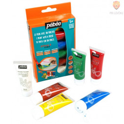 Set PRIMACOLOR tempera barv 6x20ml