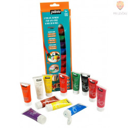 Set PRIMACOLOR tempera barv 12x20ml