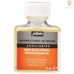 Rafinirano laneno olje za oljne barve 75ml