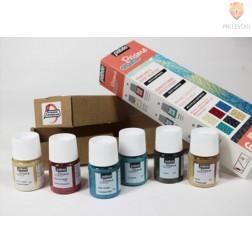 Set barv s posebnim učinkom FANTASY PRISME Initiation 6x20ml