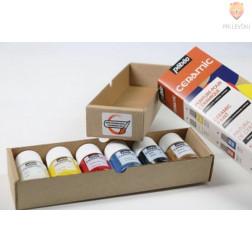 Set barv za keramiko CERAMIC Initiation 6x20ml