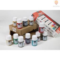 Set barv s posebnim učinkom FANTASY PRISME Exploration 12x20ml