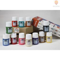 Set barv za keramiko CERAMIC Exploration 12x20ml
