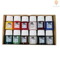 Set barv za porcelan PORCELAINE150 Exploration 12x20ml