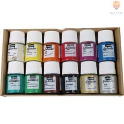 Set barv za tkanine SETACOLOR OPAQUE Exploration 12x20ml