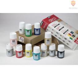 Set dekorativnih akrilnih barv Deco Exploration 12x20ml