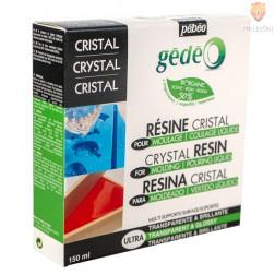 Kristalna smola na naravni osnovi 150ml