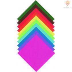 Papir za zgibanje barvni miks 70 g/m2 10x15cm 100 kosov