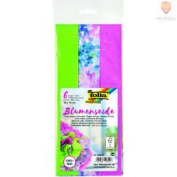 Svileni papir pink miks 50x75 cm 3 kosi