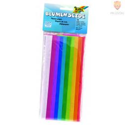 Svileni papir 20 g/m2 barvni miks 10 pol