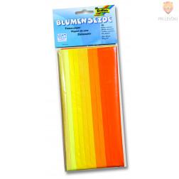 Svileni papir rumeni mix 20g/m2 10 pol 50x70cm