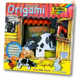 Origami set z navodili Kmetija