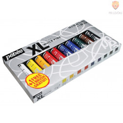 Oljne barve STUDIO XL set mali 10x20ml
