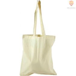 Bombažna vrečka za poslikavo z dolgim ročajem 38x42cm