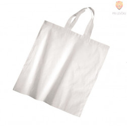 Bombažna vrečka za poslikavo bela 38x42cm 1 kos
