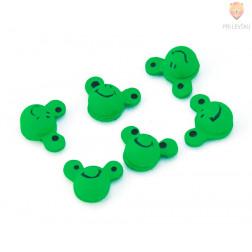 Lesene žabice 3D