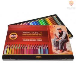 Akvarelne barvice Mondeluz 36/1 koh-I-Noor