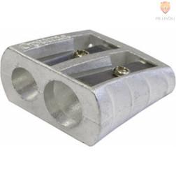 Dvojni šilček aluminijast
