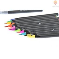 Akvarelni flomastri s čopič konico Aquarel 20 kosov