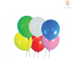 Barvni baloni 30 cm 24 kosov barvni miks