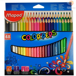 Trikotne barvice Color'Peps Maped 48/1