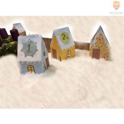 Čarobni sneg za dekoracije 15g