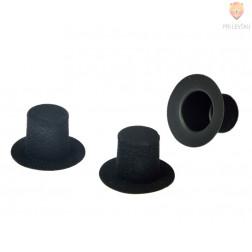 Klobučki za dekoracijo cilindri velikosti 3cm 3 kosi
