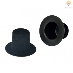 Klobučki za dekoracijo cilindri velikosti 4cm 2 kosa