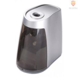Baterijski šilček Dahle za klasične in trikotne oblike barvic do 8mm srebrn
