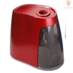 Baterijski šilček Dahle za klasične in trikotne oblike barvic do 8mm rdeč