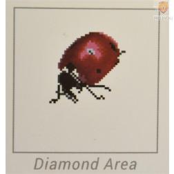 Diamond Dotz srednji set Daisy Lady