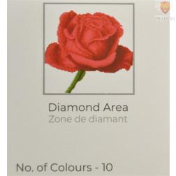 Diamond Dotz veliki set Vrtnica