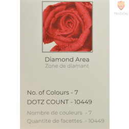 Diamond Dotz veliki set Rose Dew