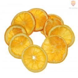 Pomarančne rezine 25g