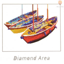 Diamond Dotz veliki set Dream Boats