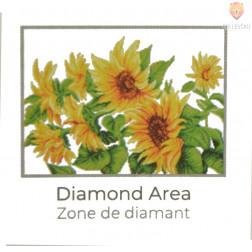 Diamond Dotz veliki set Hazy Daze Sunflowers