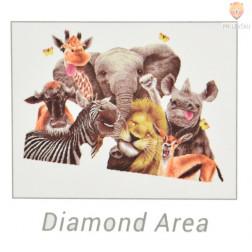 Diamond Dotz mega set Say stampede!