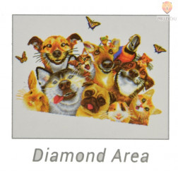 Diamond Dotz mega set Love you!