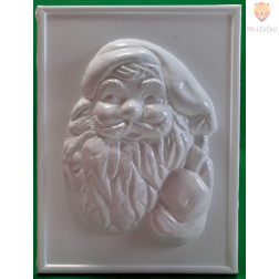 Kalup zelo velika Božičkova glava
