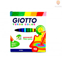Flomastri Giotto Turbo color 12 kom