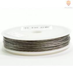 Najlonska žica platinasta barve 0,6 mm x 40 m