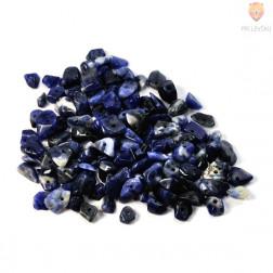 Perle poldragi kamni - lomljenci, sodalit 18g