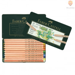 Umetniški pasteli v svinčniku Faber-Castell 12 kosov