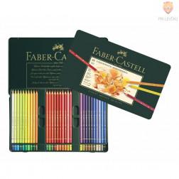 Polychromos umetniške barvice Faber-Castell 60 kosov