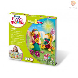 Set polimerne mase Fimo Kids Fairy