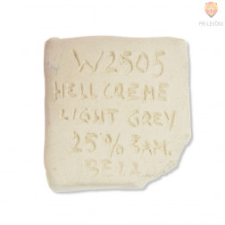 Glina krem bela W2505 10kg