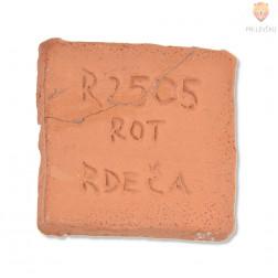 Glina rdeča R2502 10kg