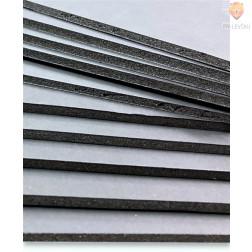 Kaširana plošča črne barve 5mm